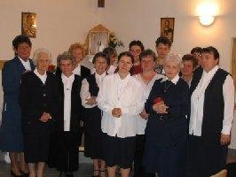 Közösség a kápolnában